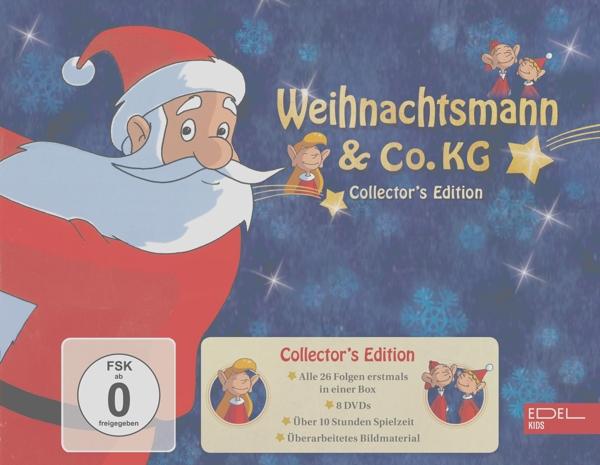weihnachtsmann  co kg  collectors editiondvds zur tv